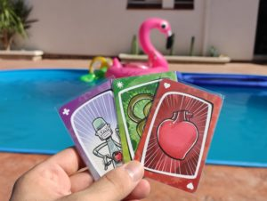 5 Beach / Pool-friendly Board Games