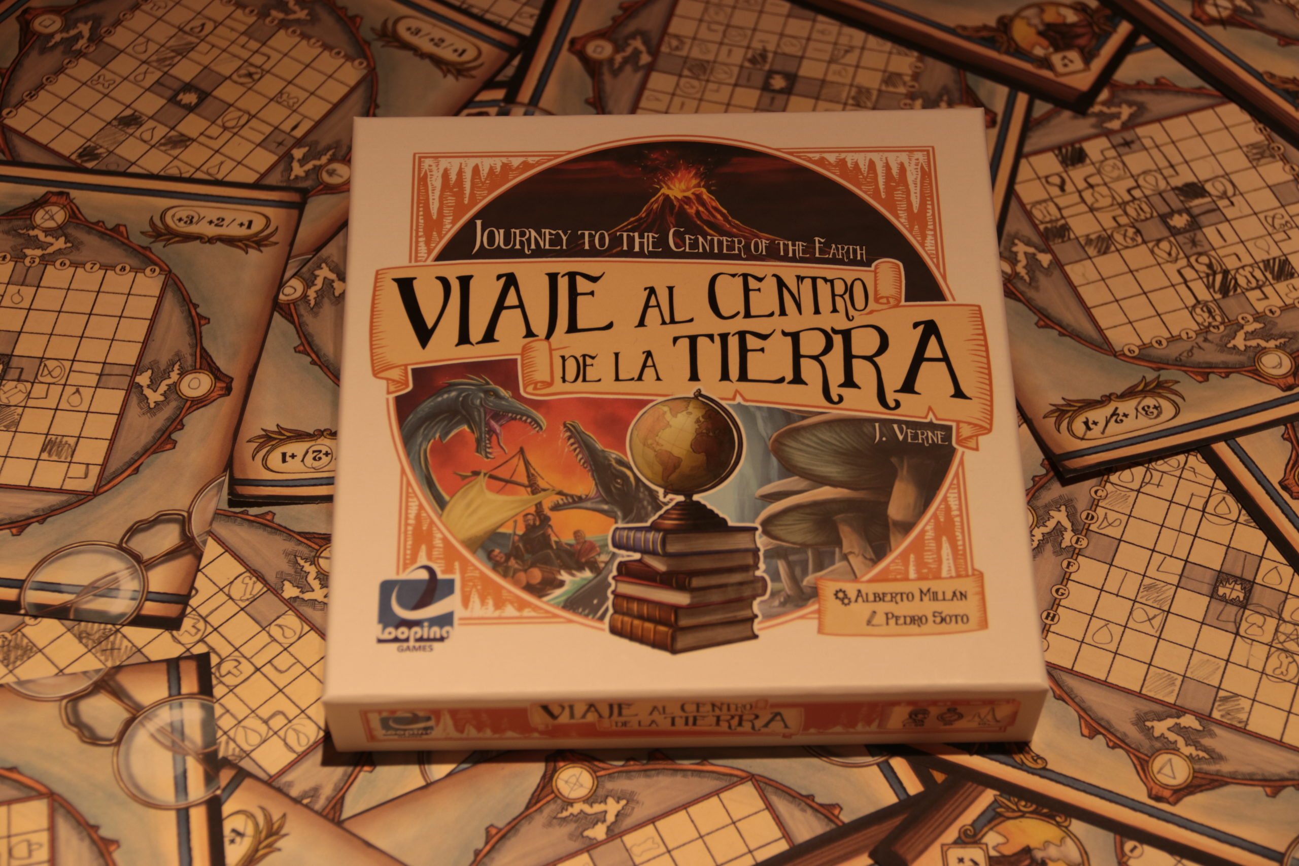 The last board games we have played